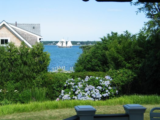 Martha's Vineyard Water View Property