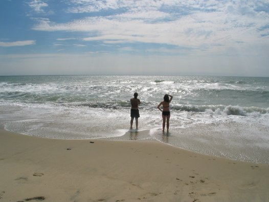 Marthas Vineyard Beach